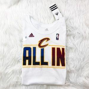 Adidas Cavs Shirt NWT